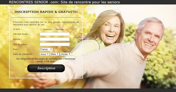 Comparatif meilleur site de rencontre senior