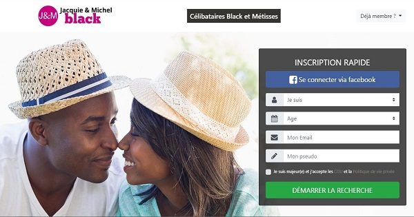 Comparatif meilleur site de rencontre black