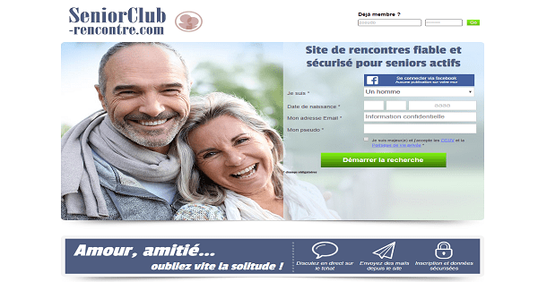 Avis SeniorClub-Rencontre