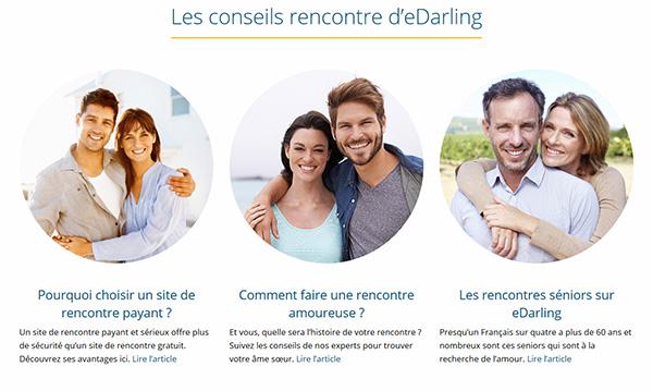 Conseils eDarling