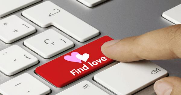 Trouver l'amour en ligne