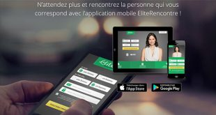 Application EliteRencontre